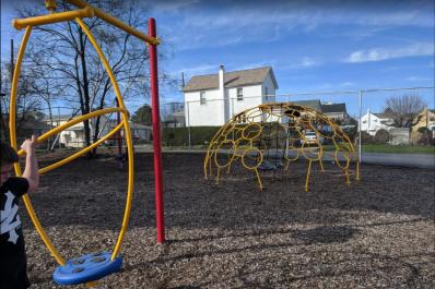Miles Street Park Playground