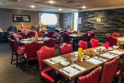Sibio's_Dining Area