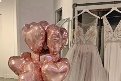 The Blushing Bridal Boutique