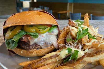 The Nyx burger