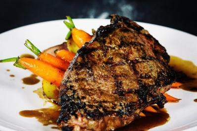 The Railyard - steak