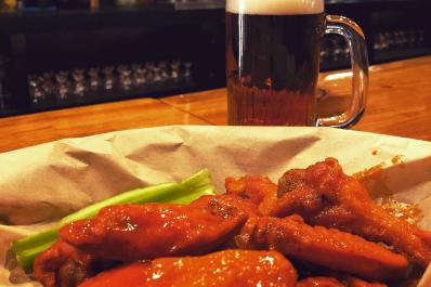 Union Craft House wings