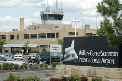 Wilkes-Barre/Scranton International Airport