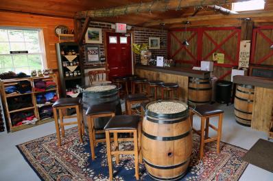 Wood Winery