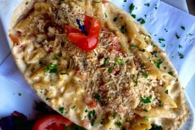 Alfredo's Pasta Dish