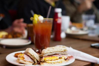 Brunch and Bloody Marys