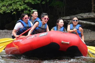Whitewater Challengers College Discounts