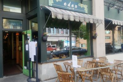 Eden Vegan Cafe