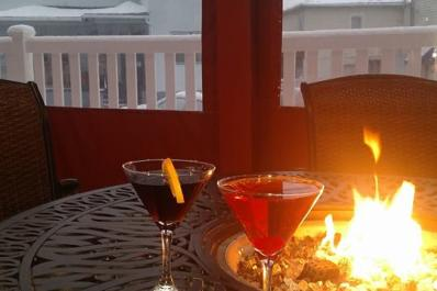 Fireside Martini Grill