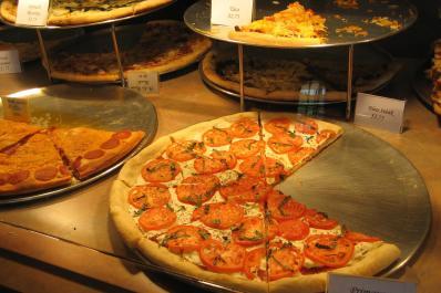 The Gourmet Slice