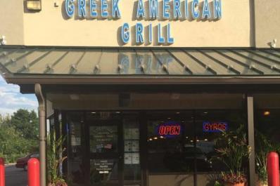 Greek American Grill
