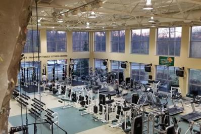 Marywood Weightroom