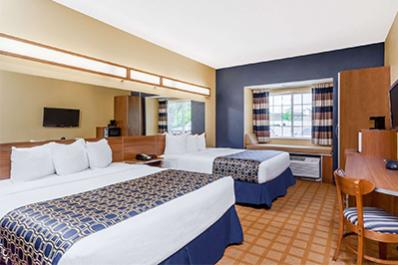 Microtel Room