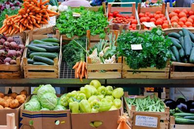 Dunmore Farmers Market