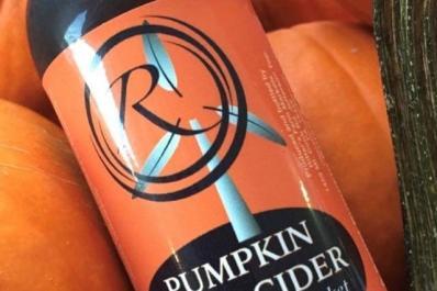 Ritters Pumpkin Cider