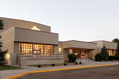 Montrose Pavilion Exterior