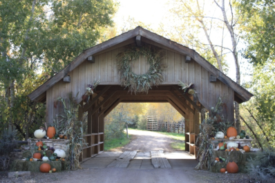Covered Bridge Ranch-Taken from their website