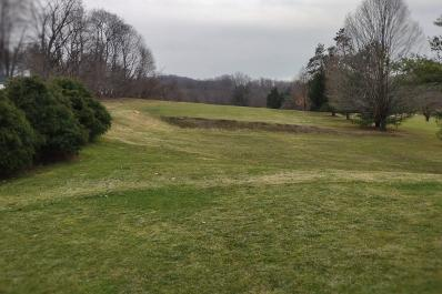 1st hole at Wallkill Golf Club