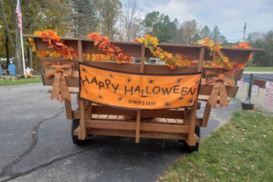 Columbus/Halloween Weekend
