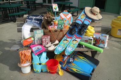 Everything You Need for a Day on the Lake