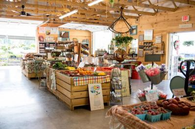 Andersen Farms Interior