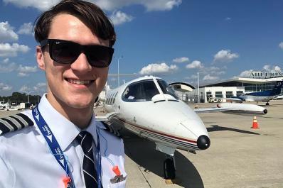 Augustyn Flight Instructor
