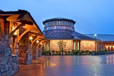 Bethel Woods Building