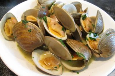 Lafayette House Clams