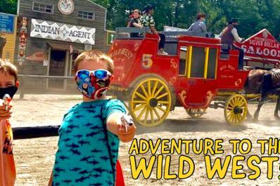 Adventure to the Wild West!