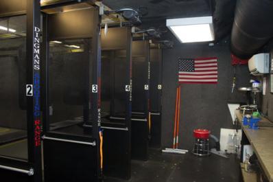 Dingmans Shooting Range Indoor Range