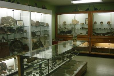 Franklin Mineral Museum Inside 1