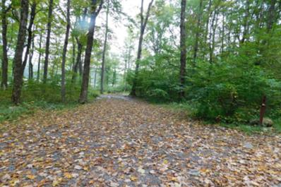 High Point State Park Fall scenery