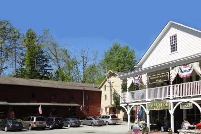 Lafayette Mill Market Building