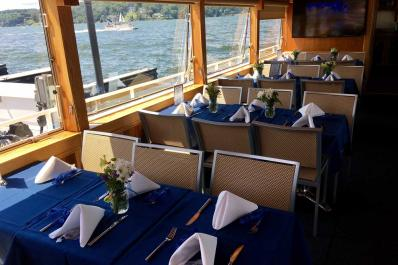 Lake Hopatcong Cruises Miss Lotta Cabin