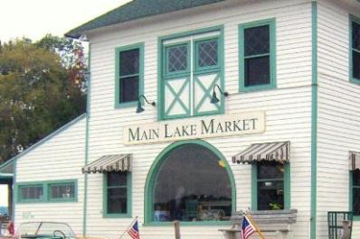 Main Lake Market Up Close