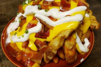 The Barnyard Mexican Platter