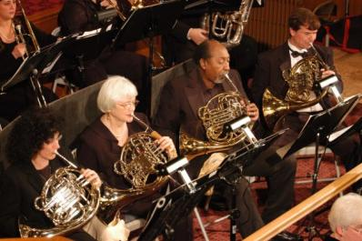New Sussex Symphony French Horns
