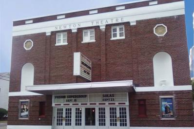 Newton Theatre Building