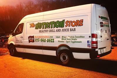 The Nutrition Store Food Truck