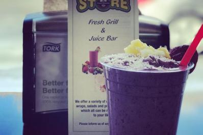 The Nutrition Store Smoothie