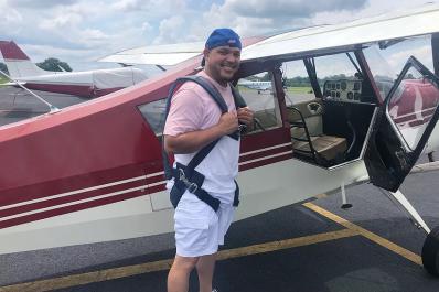 Omar Flight Instructor