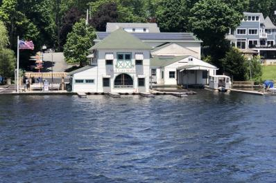 Main Lake Market from Lake Hopatcong