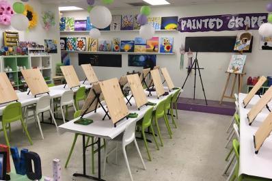 Painted Grape Studio