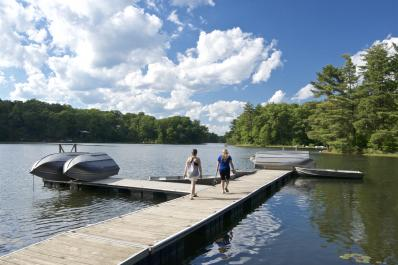 Panther Lake Dock