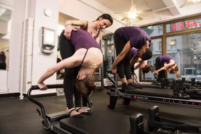 Pilates Reforming NJ 3