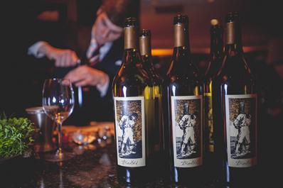 Restaurant Latour Wine Tasting