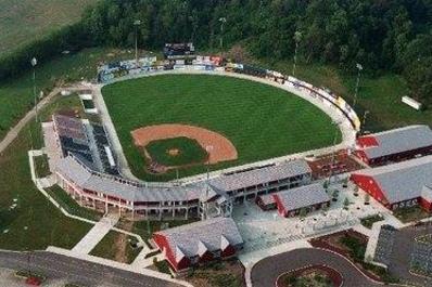 Skylands Stadium Aerial View