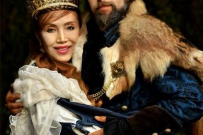 Sparta NJ Renaissance Festival King & Queen