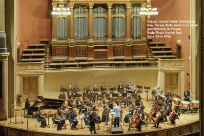 SCYO Concert Hall