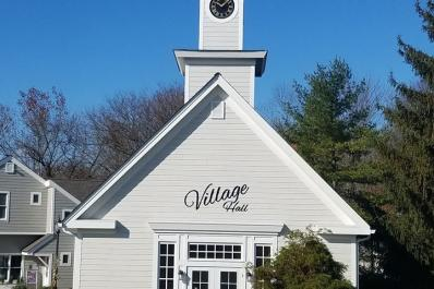 The Shoppes at Lafayette Village Hall